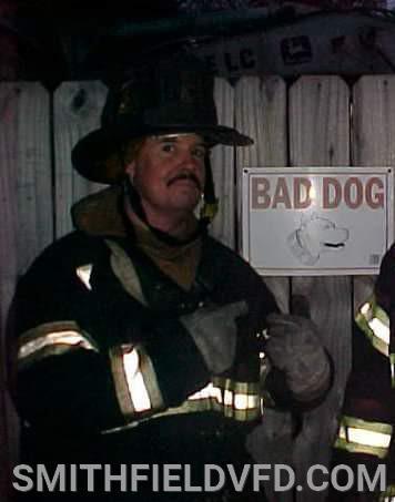 Firefighter/Engineer Brian Sanzo