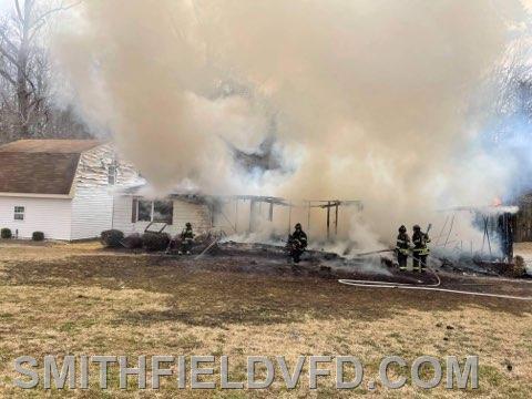 Windsor Fire Knocked Fire #1