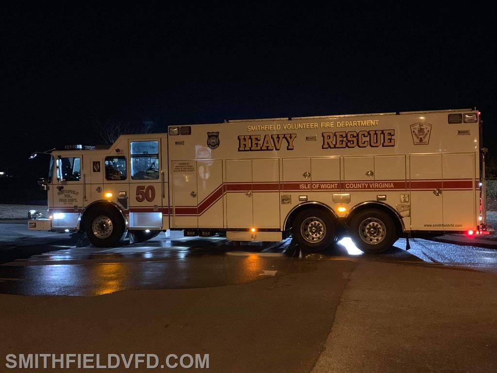 Rescue Company 50 Hamtown Heavy