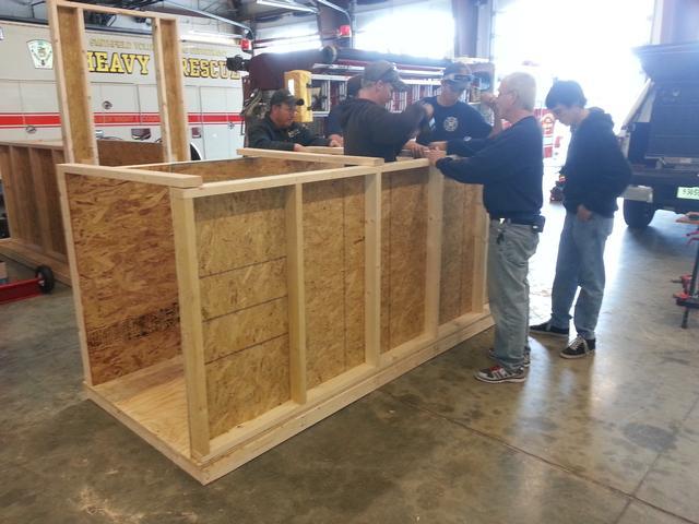 Denver Drill Entanglement Box Training Props